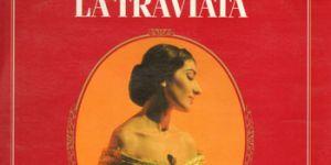 """""""LA  TRAVIATA"""", la  famosa ópera de  VERDI, ¿existió de verdad?"""