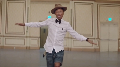 """HAPPY""   de   PHARRELL WILLIANS"